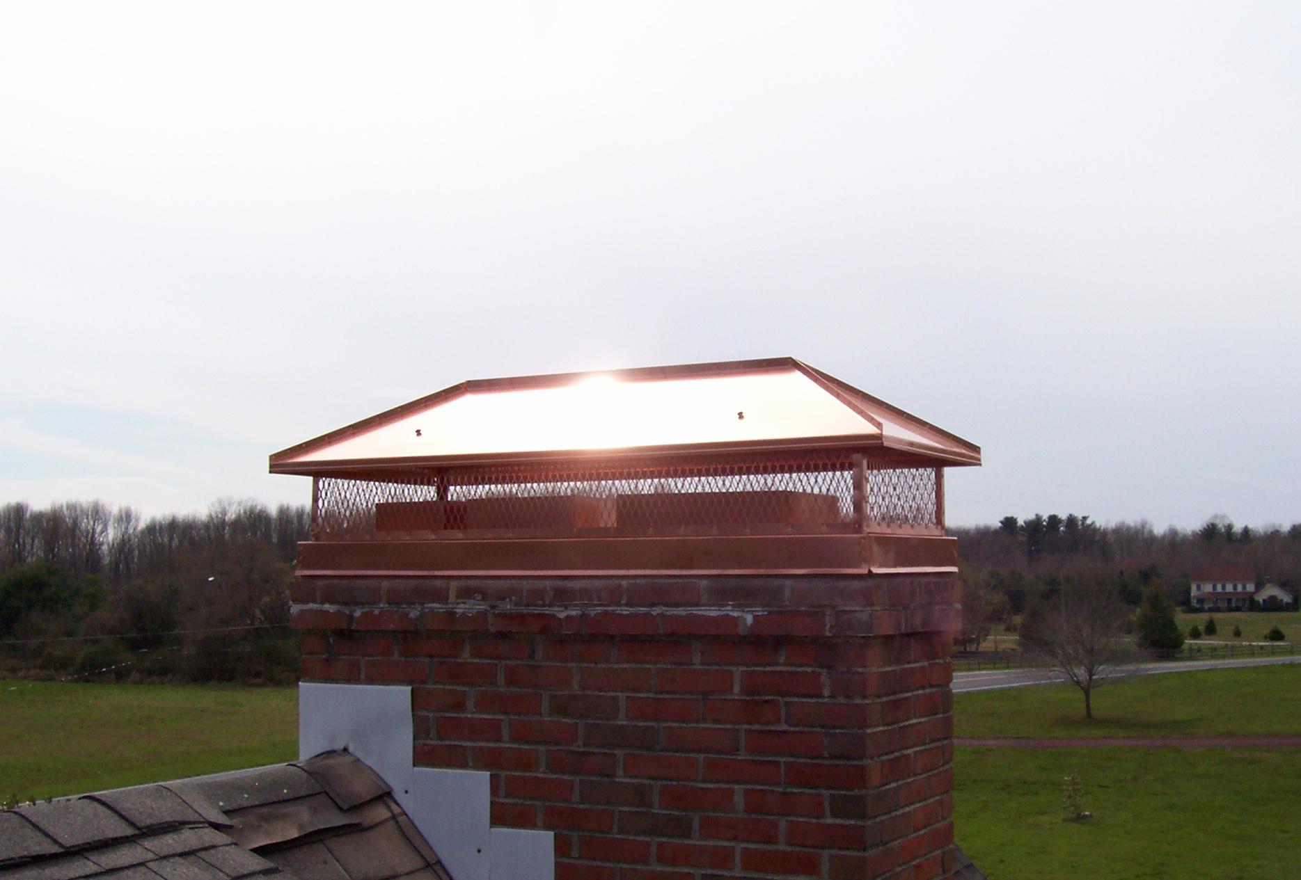 Chimney Caps Portland Chimney Sweep And Masonry